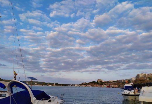 El cielo comienza a cubrirse de nubes este miércoles (Foto: EA)
