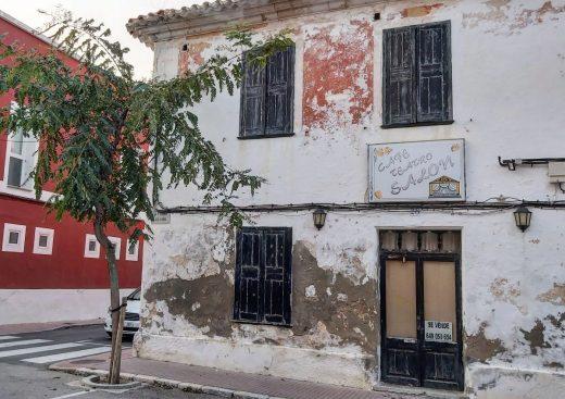 Teatro Salón de Es Castell