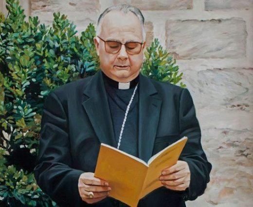 Francesc Xavier Ciuraneta en una imagen de la web del Obispado de Menorca