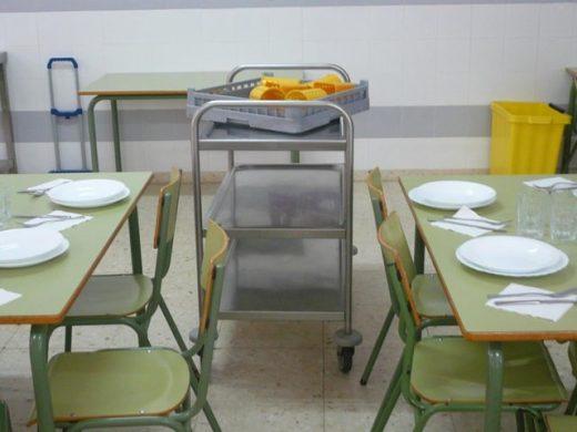 La mesa puesta