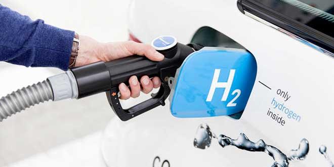 Existen vehículos que se mueven con hidrógeno
