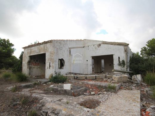 (Galería de fotos) A la venta una finca de más de 300 hectáreas en Es Mercadal