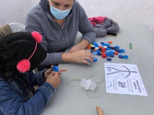 (Galería de fotos) Sant Lluís lucha contra el plástico
