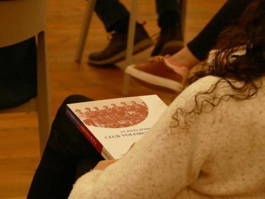 (Fotos) La vida del Vòlei Ciutadella, recogida en un libro