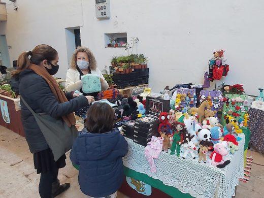 """(Galería de fotos) Es Castell vive su """"Mercat de Nadal"""""""