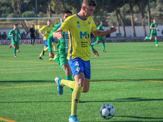 (Fotos) El Atlético Villacarlos, sin dinamita