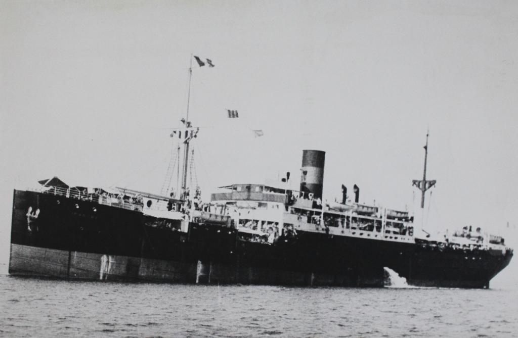 Barco a México