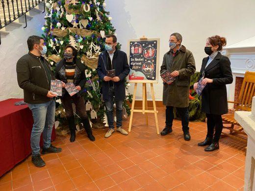 Autoridades en la presentación del programa de Navidad (Foto: Tolo Mercadal)