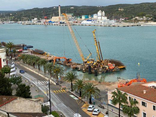 (Fotos) El muelle de cruceros, ¿listo para el verano?