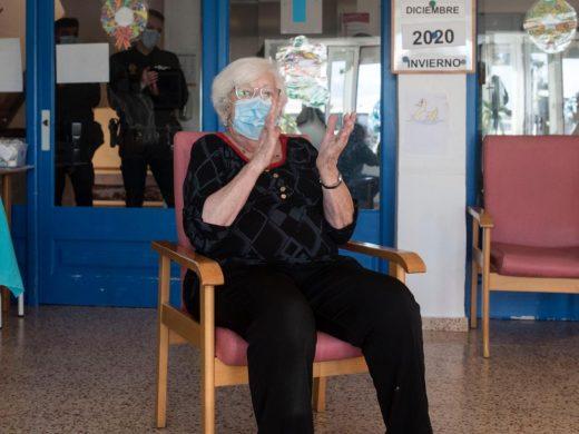 (Fotos) Menorca inicia la vacunación