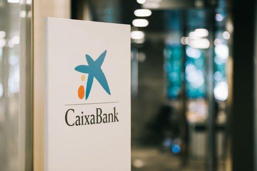 Oficina de Caixabank.