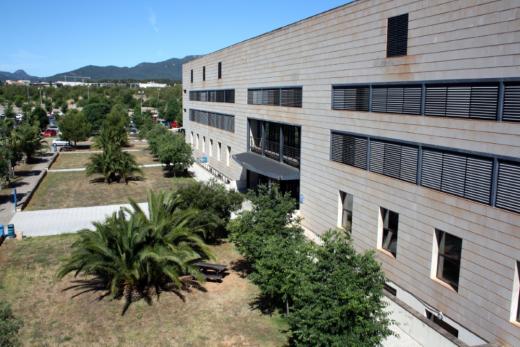 Sede de la Universidad de las Illes Balears en Mallorca (Foto: UIB)