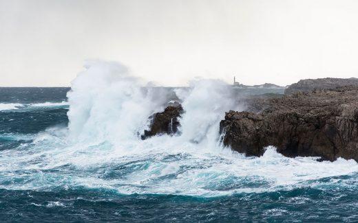 Temporal marítimo (Foto: Mikel Llambías)