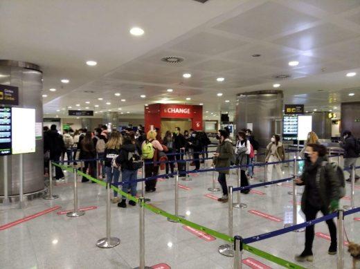 Hasta el mes de mayo todos los pasajeros deberán pasar los controles sanitarios para entrar en Menorca