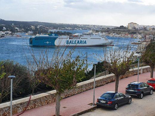 La ruta Alcúdia-Ciutadella acaba en Maó (Foto: Nando Andreu)