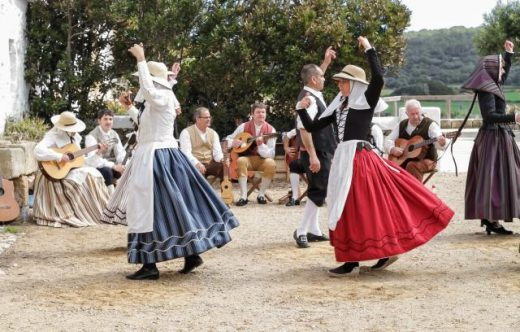 Baile fandango menorquín