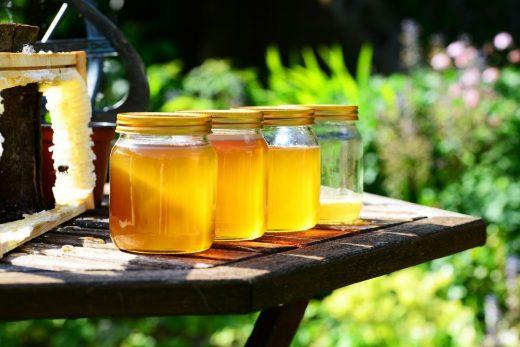 La mejor miel de Balears.