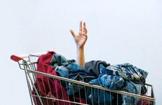 El peligro de las compras compulsivas.