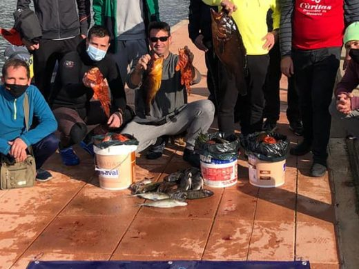 Pescado fresco para Càritas