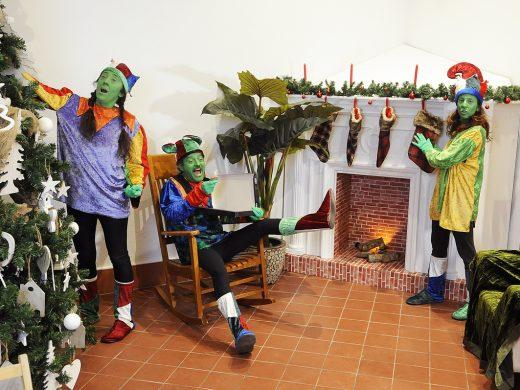 Los Llumets estrenan las actividades navideñas desde su casa por la Covid