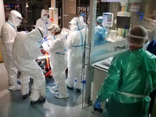 Un operativo sanitario de más 10 horas para salvar la vida a un paciente de Menorca