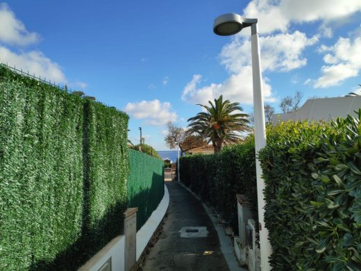 (Galería de fotos) Nuevas luces para las urbanizaciones de Menorca