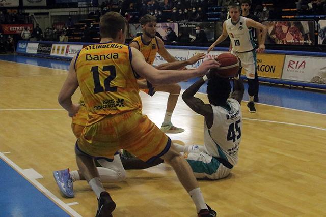 El equipo debe levantarse tras la dolorosa derrota sufrida en Benicarló - Foto: Jaume Fiol