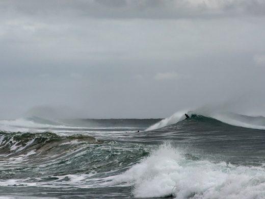 (Fotos) La belleza de la fuerza del mar