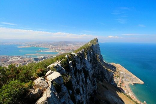 Gibraltar y Menorca tuvieron un pasado común