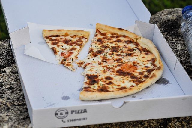 ¿Pedimos una pizza?