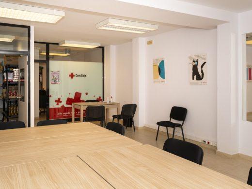 Creu Roja estrena local en Es Castell
