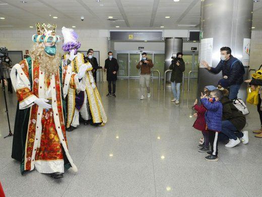 Los Reyes Magos llegan a Menorca