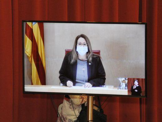 """Susana Mora: """"Ninguno de los problemas que había hace un año ha desaparecido"""""""