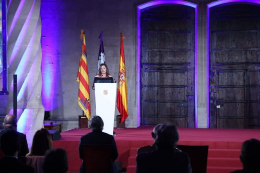 """Discurs de la Presidenta del Govern als Premis Ramon Llull"""