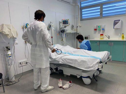 El Hospital Mateu Orfila continúa libre de Covid