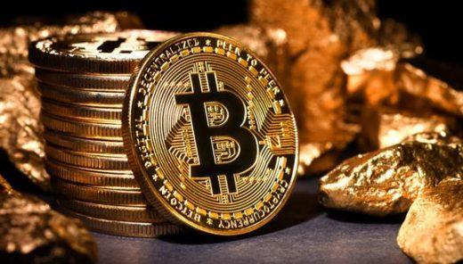 Imagen de Bitcoins.