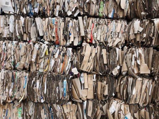 Menorca recogió en 2020 un total de 4.155,52 toneladas de papel y cartón