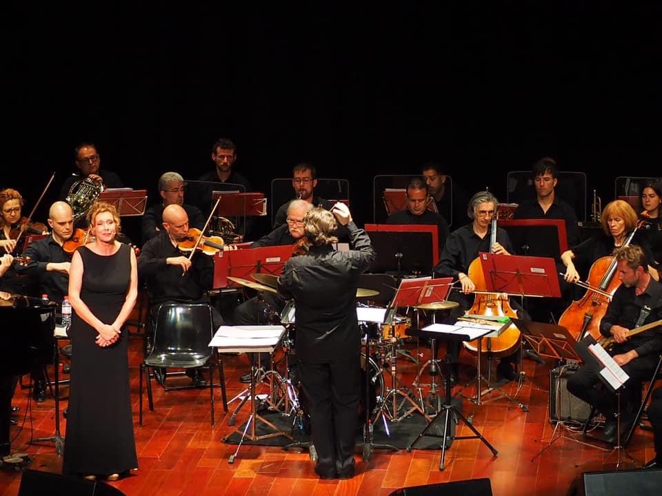 Àngels Gonyalons cantará en abril el concierto de Sant Antoni que se pospuso por la pandemia