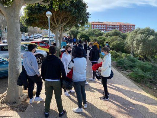 Hay 20 grupos de escolares de Menorca en cuarentena por la Covid-19