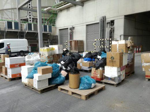 (Fotos) Destruyen tres toneladas de droga en Son Reus