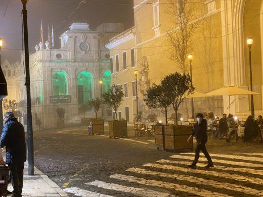 (Fotos) La niebla cae sobre Maó