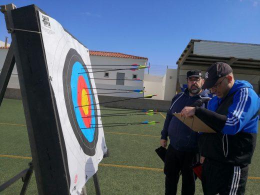 (Fotos) El tiro con arco está de vuelta en Menorca