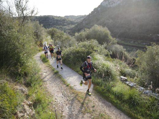 (Galería de fotos) Menorca reina en la Trail dels Barrancs