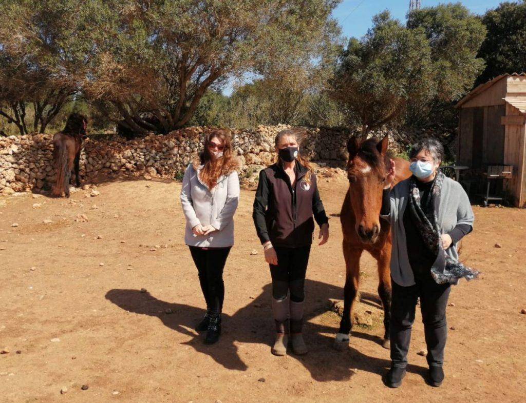 Asociación sin ánimo de lucro Trebaluger Equine Rescue Center