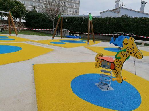 (Fotos) Color y vida en el parque de s'Algar