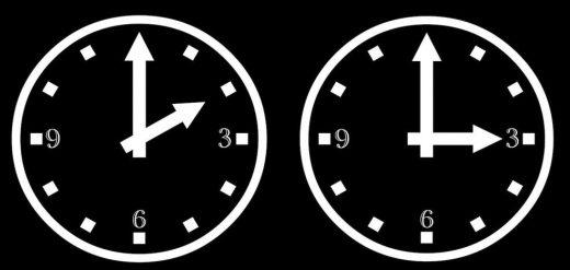 Esta madrugada habrá que adelantar el reloj.
