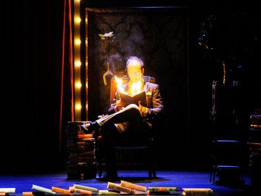 (Fotos) Ilusionismo y magia en el Principal