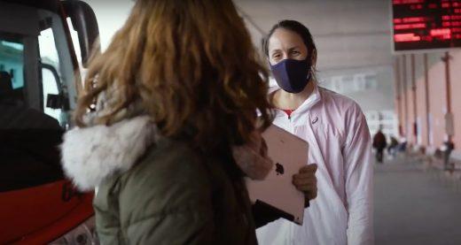 Imagen del vídeo promocional