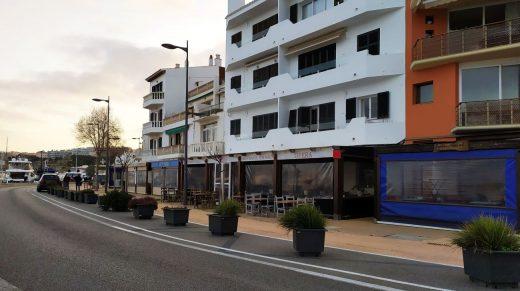 Los restauradores han podido abrir el interior de sus establecimientos al público, con restricciones, esta semana (Foto: EA)