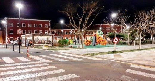 Plaza Esplanada de Es Castell
